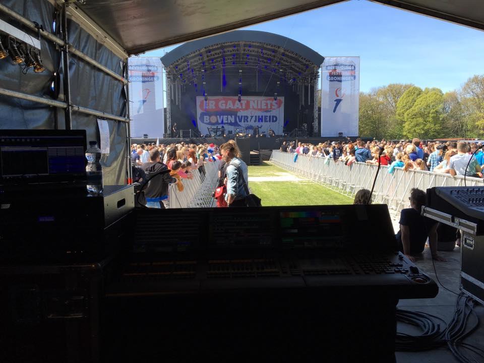 Bevrijdingsfestival Groningen 2016